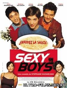 Смотреть\Скачать Секси бойз или французский пирог / Sexy Boys