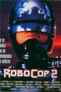 Смотреть\Скачать Робокоп 2 / Robocop 2 (1990) DVDRip