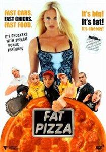 Смотреть\Скачать Пицца с доставкой (Жирная пицца) / Fat Pizza (2003) DVDRip