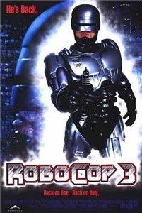 Смотреть\Скачать Робокоп 3 / Robocop 3 (1993) DVDRip