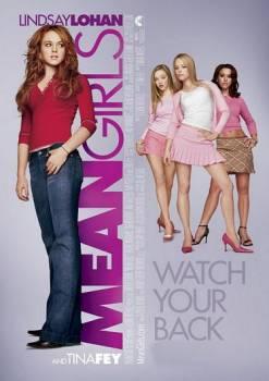 Смотреть\Скачать Дрянные девчонки / Mean Girls (2004) DVDRip